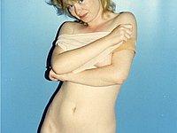 Hausfrau privat nackt fotografiert