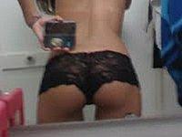 M�dchen privat nackt fotografiert