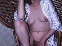 Intime Fotos der geilen Ehefrau