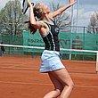 Scharfe Tennis Spielerin - Privat heisse Fotos