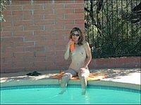 Sch�ne private Urlaubsbilder mit viel nackter Haut
