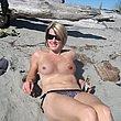 Sexy Blondine mit geilen Titten